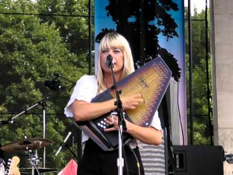 """Basia Bulat Performs """"Heart of My Own"""" at Hillside Festival 2014."""