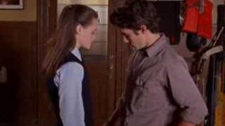 Gilmore Girls season 3 episode 8 rory&jess