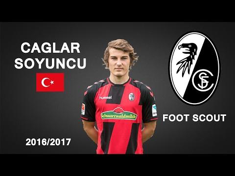 CAGLAR SOYUNCU   SC Freiburg   Assists, Skills, Tackles   2016/2017 (HD)