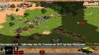 AOE C S D N vs Hồng Anh   Shang hỗn mã 9 3 2014 Trận 1