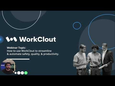 WorkClout Product Webinar