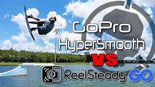 GoPro HyperSmooth vs ReelSteady GO - FPV Stabilization Software Comparison