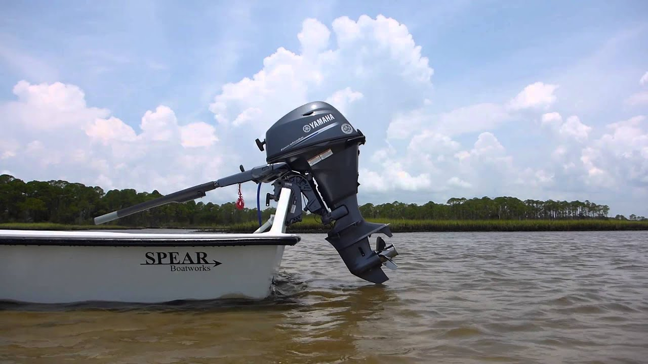 Repeat Spear Boatworks - Glades X Tunnel Skiff by Matthew