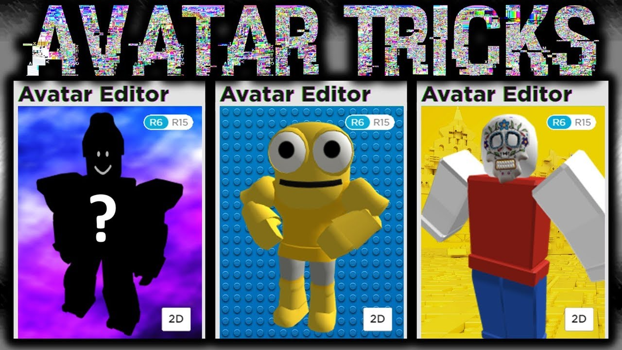 Even More Working Roblox Avatar Glitches Tricks Youtube