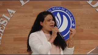Evangelista Elizabeth Presinal - Pelea Aunque No Veas Esperanza
