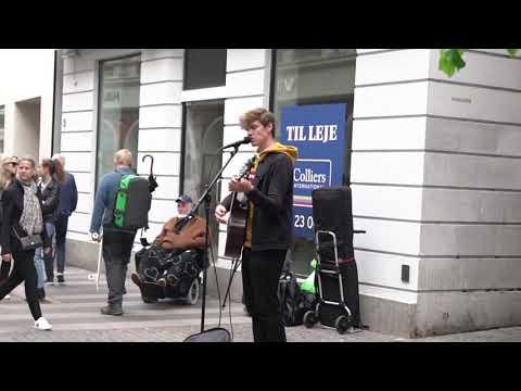 """Mercy"" Shawn Mendes - Patrick Thomsen cover (Aarhus, Denmark)"