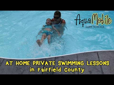 Fairfield County, Connecticut at Home Swim Lessons
