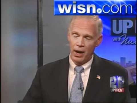 UPFRONT with Mike Gousha, Sept. 12, 2010 - Candidate Ron Johnson Seeks Senate Seat