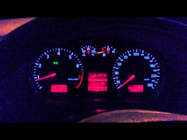 Audi A3 0-100 6 segundos