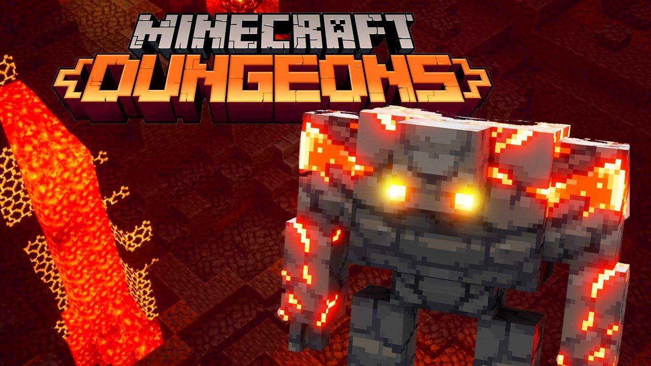 INTENTO UNA MISION FUERA DE NIVEL- Minecraft Dungeons #2