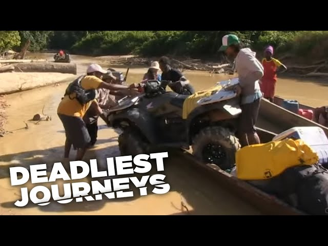 Deadliest Journeys - Suriname, For a Fistful of Gold