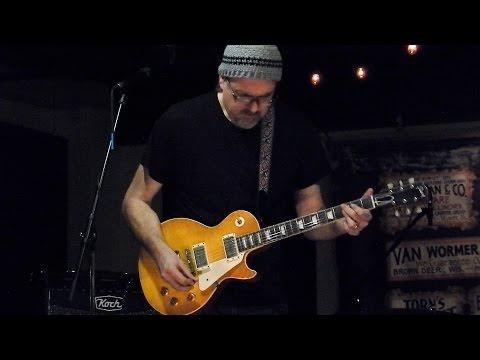 Greg Koch Band - Way Back Home -  Milwaukee, WI - March 16, 2017 LIVE