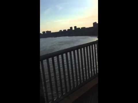 Walking the George Washington Bridge