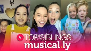 ★Top Musical.ly Siblings of 2017 ★June 2017 Musical.ly Compilations  HD