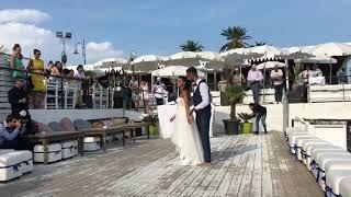 first dance bride groom. Original and surprising Dirty dancing