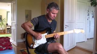 Blackstar HT 5R blues tone