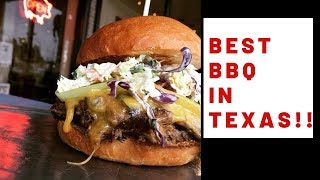 BEST BBQ IN AUSTIN!! INTERSTELLAR BBQ