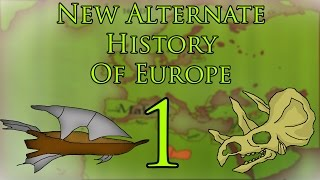 New Alternate History of Europe Episode 1: (Rewriting History)
