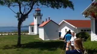 Avenue Productions Video: Touring Alki Point Lighthouse