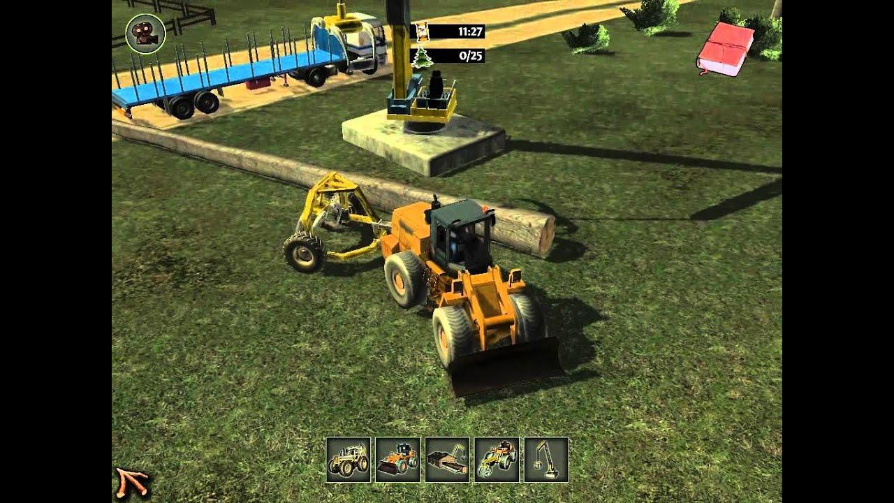 скачать игру woodcutter simulator 2014 через торрент на русском
