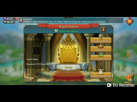 Lord's Mobile: The Royal Chalice!