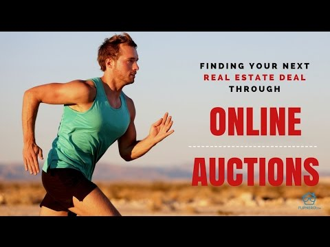 Rick Sharga on How To Find Your Next Real Estate Deal through Online Auctions