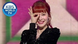 UNI.T - I Mean | 유니티 - 난말야 [Music Bank / 2018.10.05]