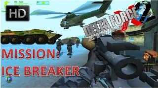 Delta Force Xtreme 2 Walkthrough - Mission 5: Ice Breaker HD