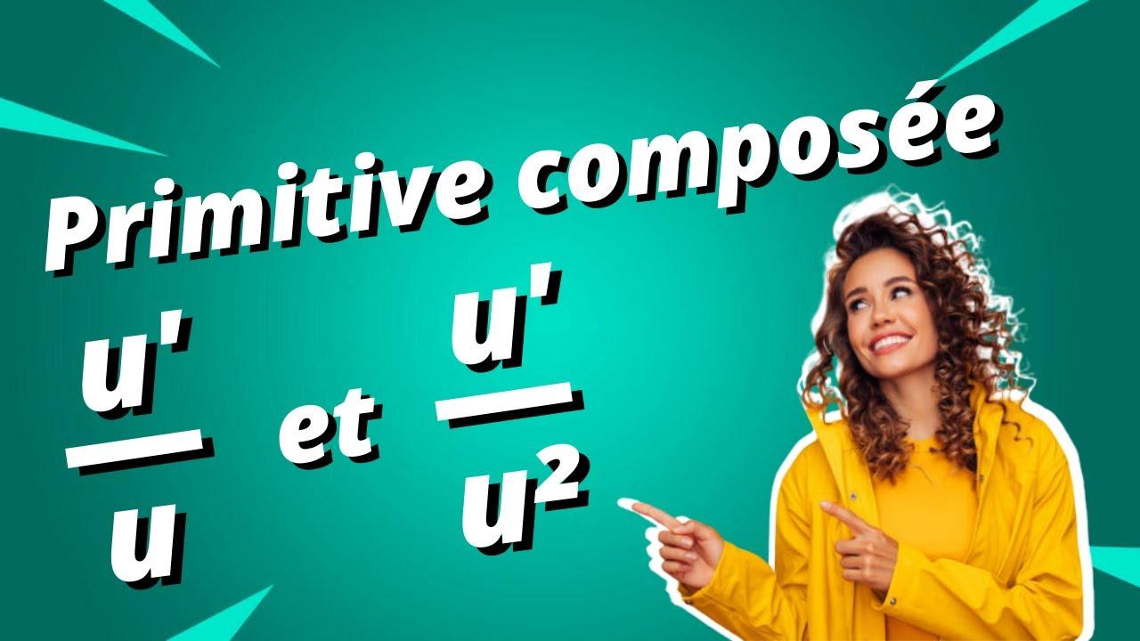 Calcul de primitives composées - YouTube