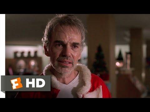 Bad Santa (12/12) Movie CLIP - The Three B's (2003) HD
