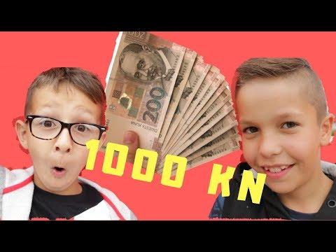 NA ŠTO ĆE DJECA POTROŠIT 1000 KN ? / BergaVideo