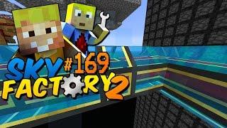 Komplizierter und nerviger als gedacht! - Minecraft Sky Factory 2 Folge #169