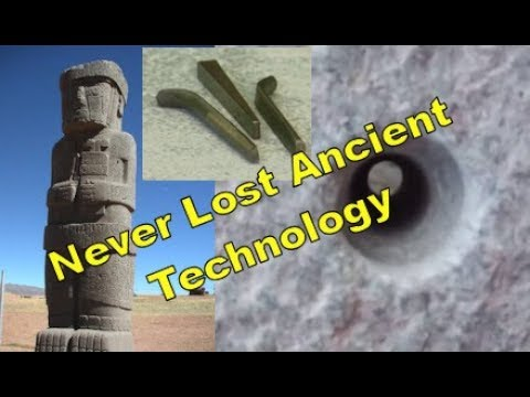 Never Lost Ancient High Technology still in use today!!!
