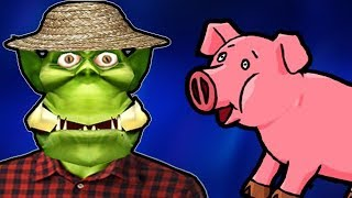 Разводим свиней в warcraft!