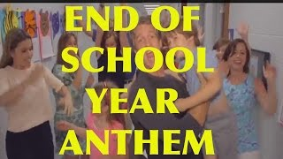 End of School Year Anthem: Give them a hand!