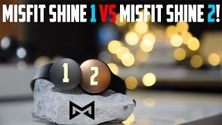 Misfit Shine 2 vs Misfit Shine 1 (What To Buy)