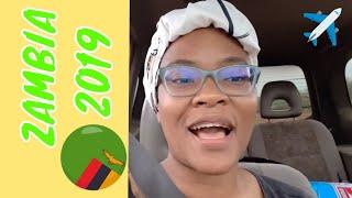 The Return (to Zambia since 2014) - Episode 1 - In'utu J. Mubanga - ZAMBIAN YOUTUBER