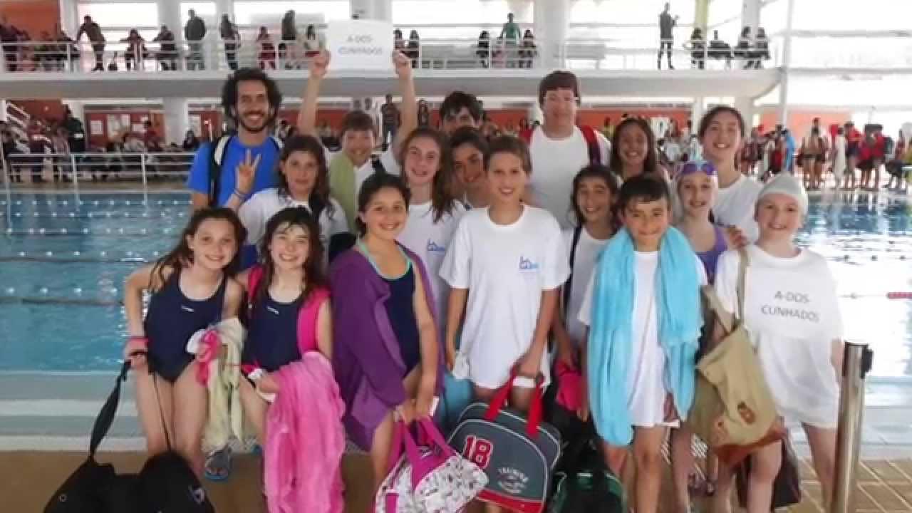 Equipa De Pre Competicao Piscinas De A Dos Cunhados 2013 2014