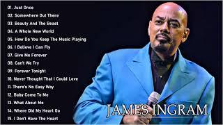 JAMES INGRAM GREATEST HITS - BEST SONGS OF JAMES INGRAM FULL ALBUM