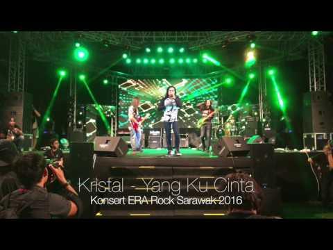 [4K] Konsert ERA Rock Sarawak 2016 - performance by Kristal (DJI Osmo Mobile footage)