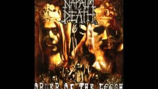 Napalm Death - Forced To Fear
