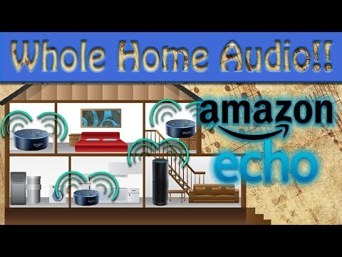 Multi-Room Music is here for Amazon Echo!