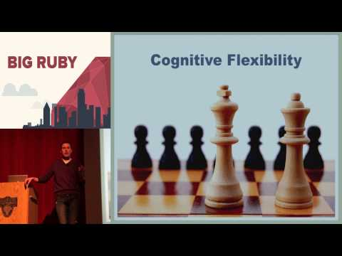 Big Ruby 2013 Build a Bigger Brain: How Healthy Living Makes You Smarter by Joe Kutner