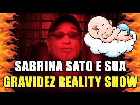 Sabrina Sato e sua Gravidez Reality Show