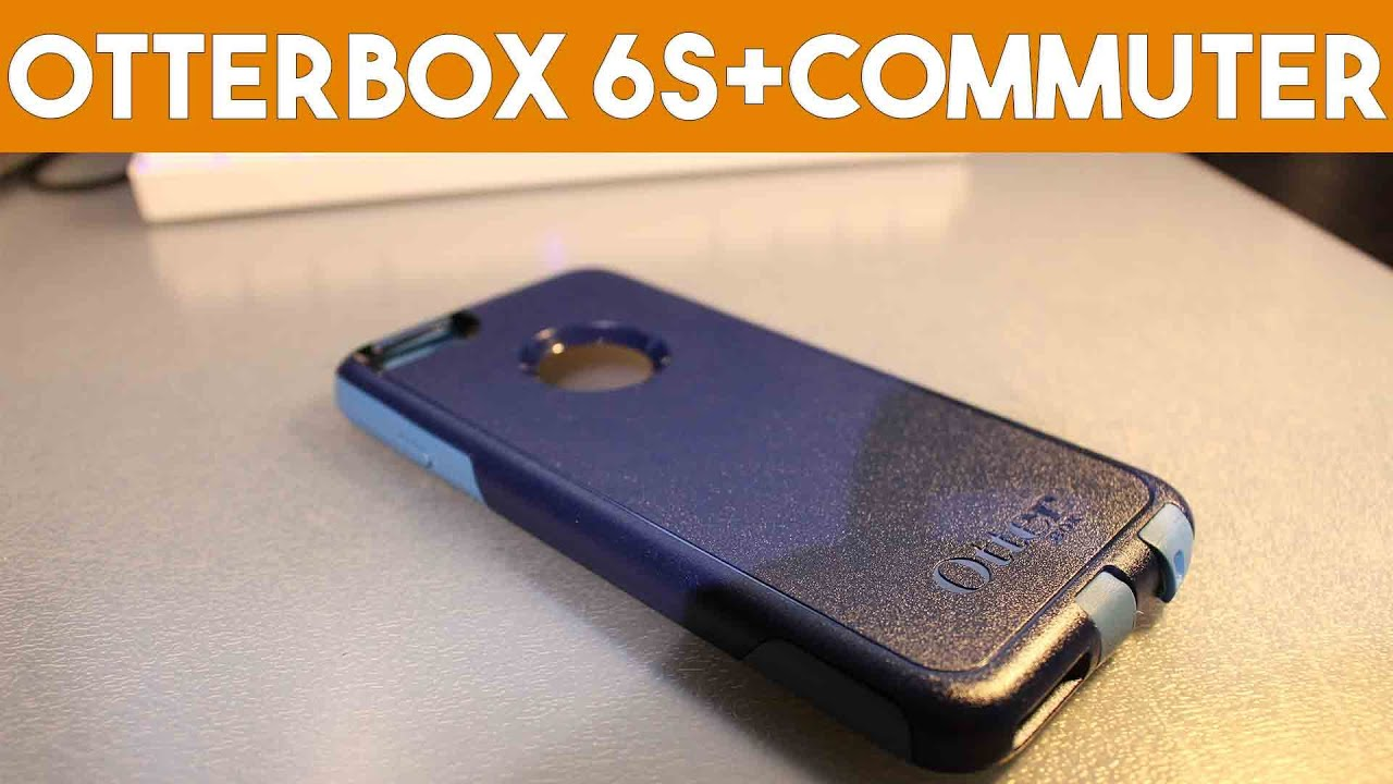 Iphone  Plus Otterbox Commuter Review