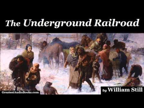 [Audiobook store] THE UNDERGROUND RAILROAD