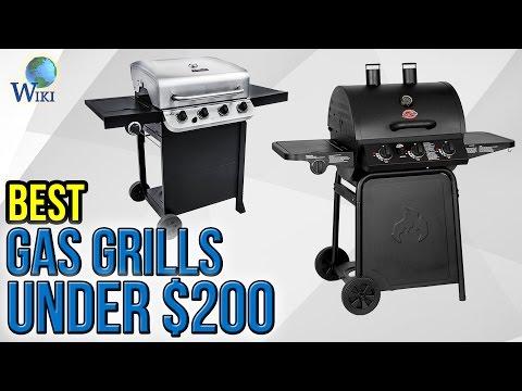 7 Best Gas Grills Under $200 2017
