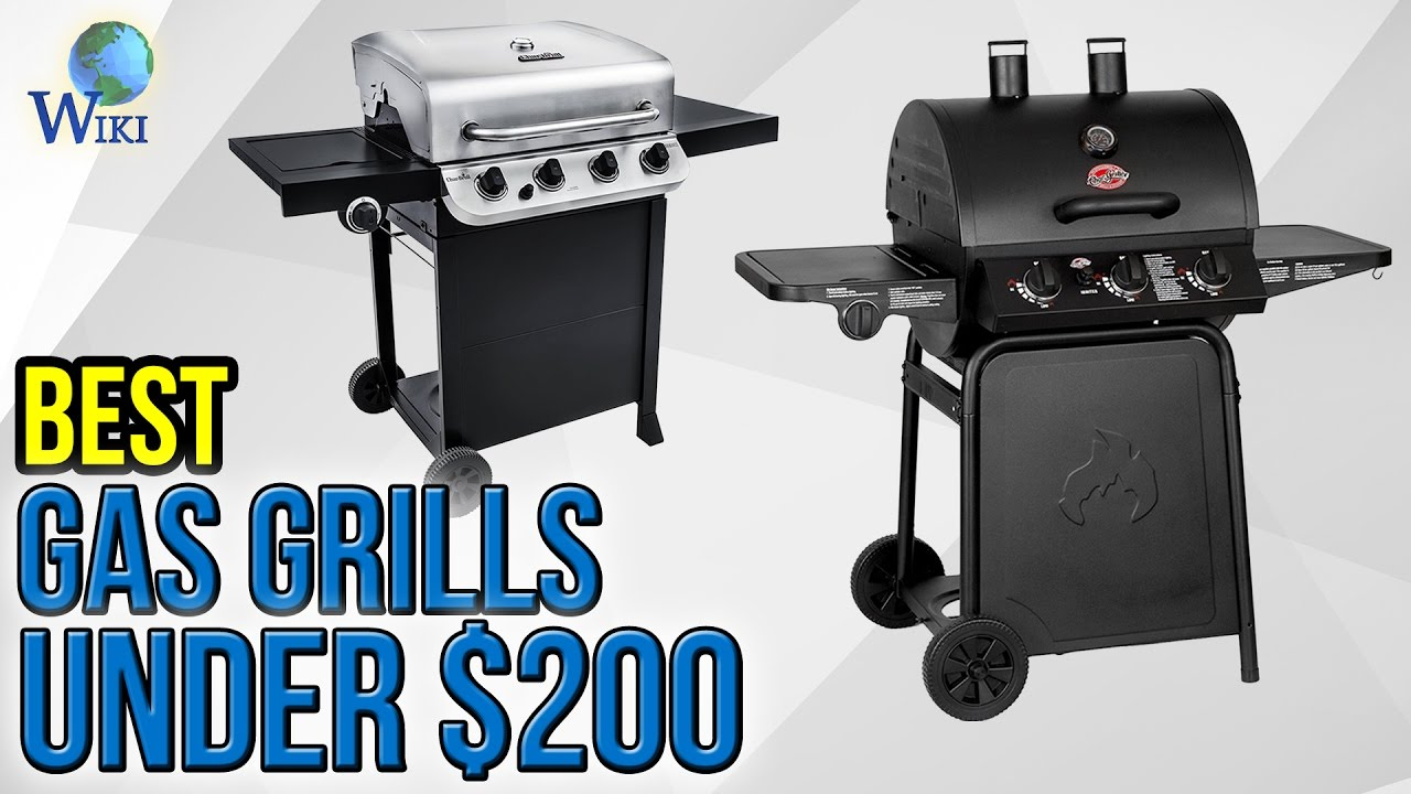 7 Best Gas Grills Under 200 2017 YouTube