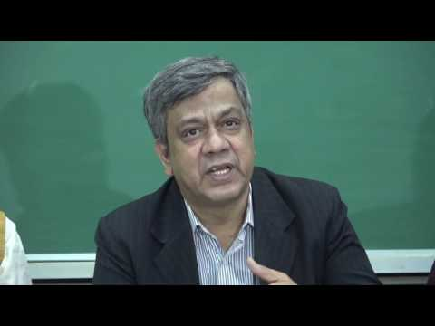 Press Conference on the launch of ePGP Course by IIMA (2017-2019)
