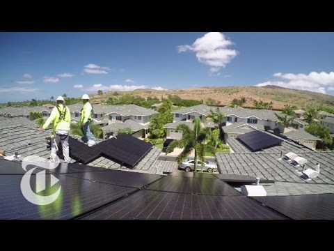 Utility vs. Homeowners Over Solar Power | The New York Times